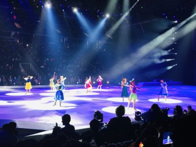 Disney On Ice, Disney On Ice Show Information