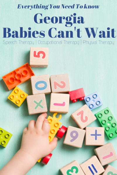 Are you a Georgia parent? If your toddler has missed developmental milestones, they may qualify for the Georgia Babies Can't Wait program. Here's a breakdown of the enrollment process and your rights as a parent. #Atlanta #Georgia #Education #Toddler