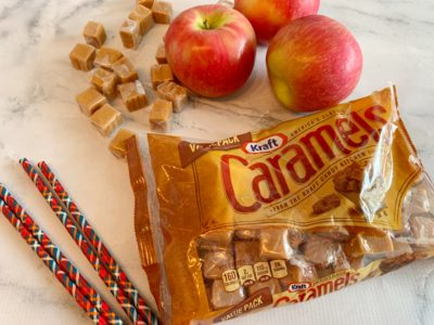 How to cook caramel apples, how to make candy coated caramel apples
