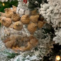 DIY Natural Christmas Ornament: An Easy Christmas Tree Decor Idea