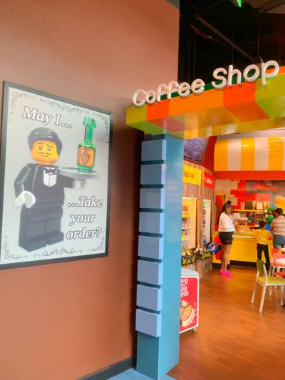 Legoland Atlanta Food Options, Legoland Atlanta Food