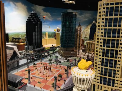 Legoland Atlanta Mini City
