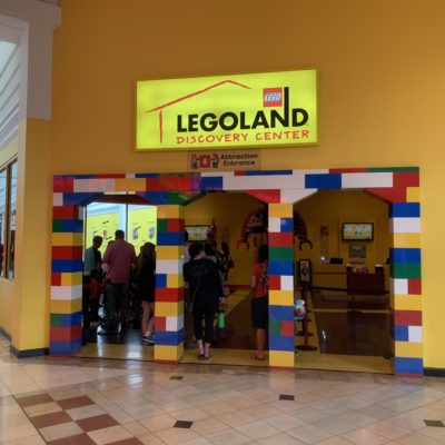 Legoland Atlanta Food Prices + Discounts