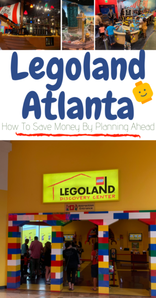 Plan your Legoland Atlanta visit before arriving to save you time and money! Plus, find out about the available food options & prices. #Legoland #LegolandAtlanta #Atlanta #FamilyTravel