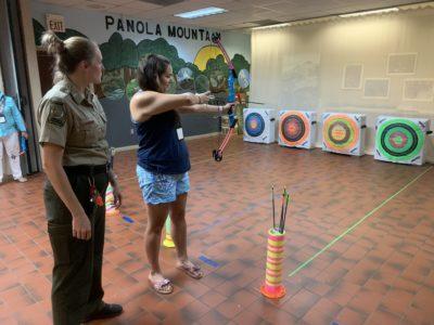 Panola Mountain Archery Classes, Panola Mountain State Park Events, Archery Classes Atlanta
