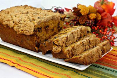 Finished Pumpkin Bread, Baked Pumpkin Bread, Easy Pumpkin Bread, Pumpkin Bread Recipe