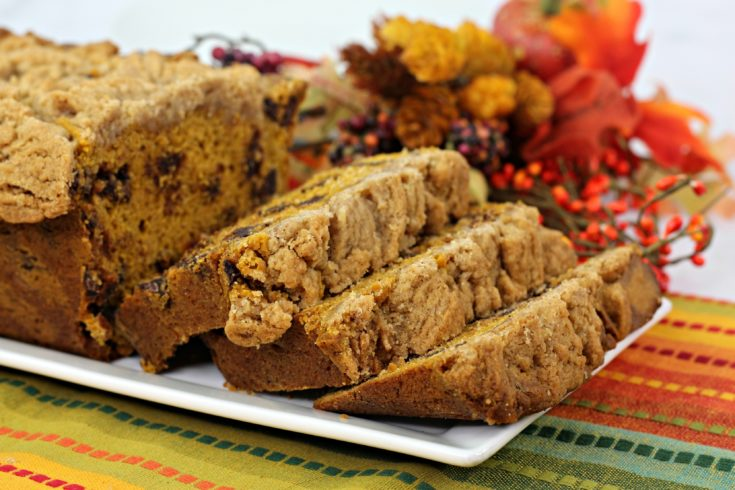Pumpkin Chocolate Chip Bread Recipe: My Family's Best!