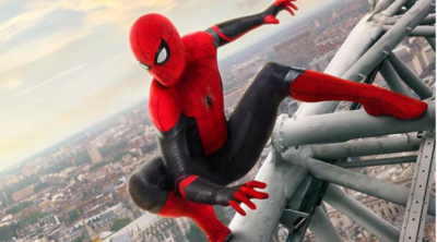 Spider-Man Far From Home, Spider-Man Sony DVD, Far From Home
