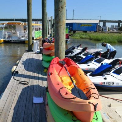 Tybee Island Kayaking, Fishing Charters & Boating: Adventurer's Guide