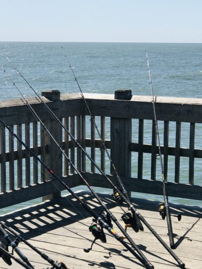 Tybee Island Pier, Tybee Island Pier Fishing, Fishing Pole Rentals Tybee Island