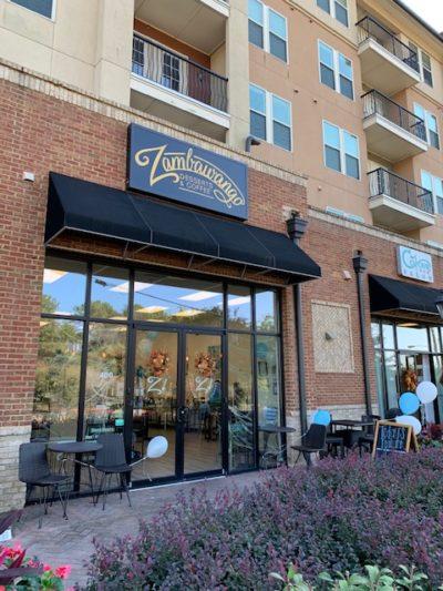 Zambawango, Zambawango Bakery, Low Carb Atlanta Bakery, Low Carb Atlanta Restaurant, Atlanta Coffee Shop