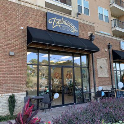 Zambawango Atlanta Coffee Shop: Low Carb & Gluten Free Bakery