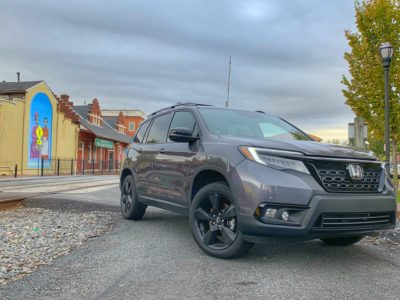 Honda Passport, 2020 Honda Passport Review, Mid Size SUV Review, Family SUV Review