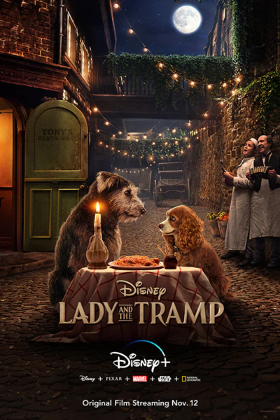 Read a mom's perspective review of Disney Plus Lady and The Tramp - now playing! #DisneyPlus #DisneyMovie #MovieReview #DisneyMovie #LadyAndTheTramp