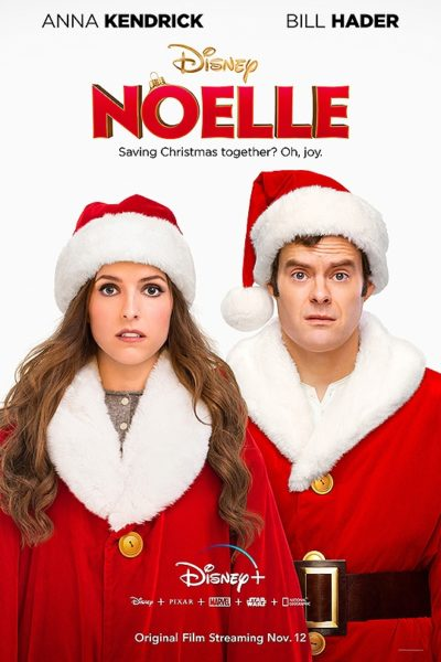 Honest review of the New Disney Plus Noelle movie! Now streaming. #Noelle #DisneyPlus #ChristmasMovies #Christmas
