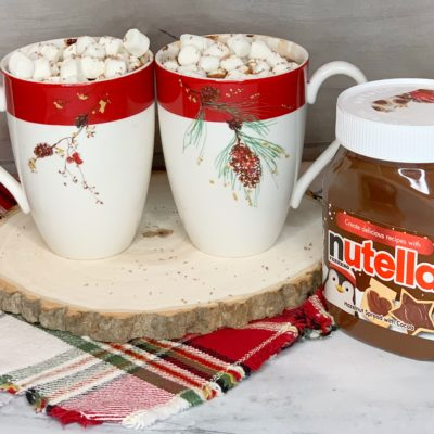 Easy Nutella Hot Chocolate Made In The Slow Cooker (VIDEO)
