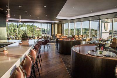 Porsche Driving Experience Atlanta, Dining At One Porsche Drive, Restaurant 356, Food at Atlanta Porsche Driving Experience
