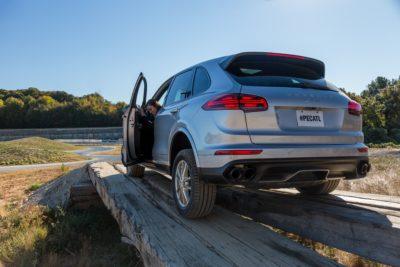 Porsche Cayenne, Porsche SUV, Off Road Porsche Cayenne Test, Porsche Cayenne Test Drive