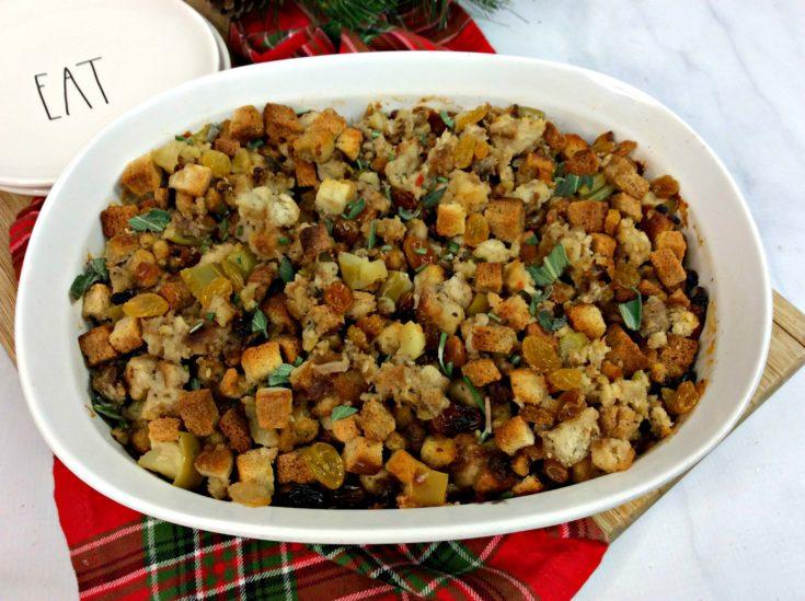 Apple Sausage Stuffing Recipe: A Savory Thanksgiving Favorite