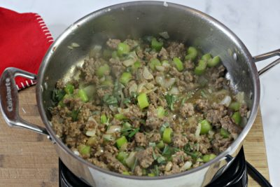 Sausage Stuffing, Thanksgiving Stuffing, Stuffing With Apples, Easy Thanksgiving Stuffing