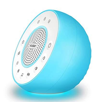 Housbay Glows White Noise Sound Machine
