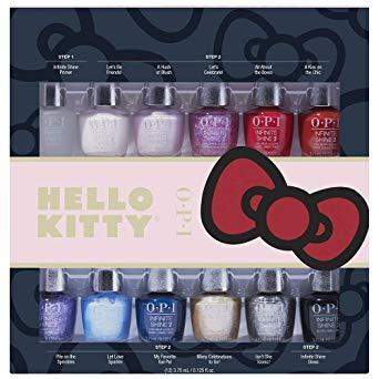 OPI Hello Kitty Nail Polish Collection