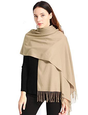 Pashmina Scarf Women Soft Cashmere Scarves