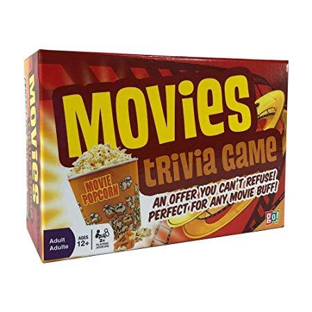 Movies Trivia Game - Fun Cinema Question Based Game