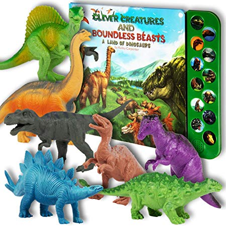 Lil Gen Dinosaur Toys for Boys and Girls