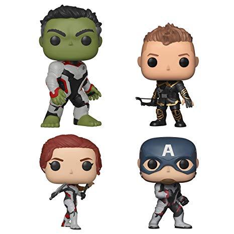 Funko Marvel: Pop! Avengers Endgame Collectors Set