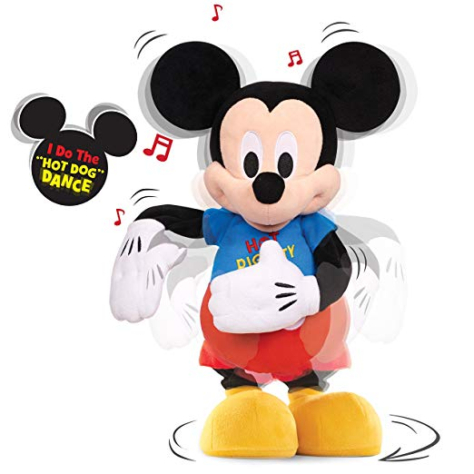 Mickey Mouse Clubhouse Hot Diggity Dance & Play Mickey