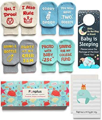 Christmas Socks for Baby