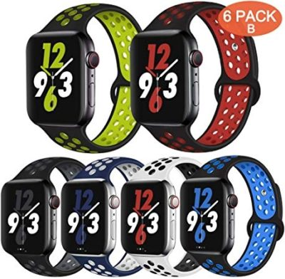Watch Bad Set, Sporty Watch Bands From Amazon