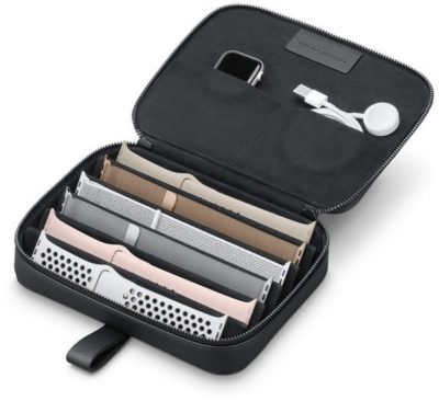 Apple Watch Band Case, Travel Case For Apple Watch Bands