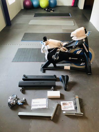 Horizon Fitness IC7.9 Bike Assembly, Horizon Fitness Assembly Instructions, How To Assemble Your Horizon Fitness Bike