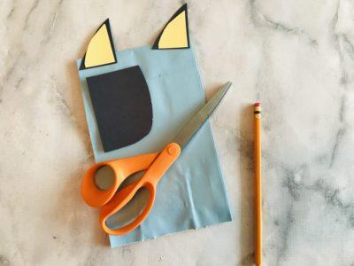 Kids puppet, kids puppet craft, how to make a puppet for kids