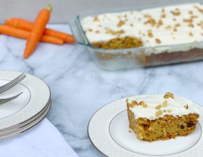 Carrot Sheet Cake, One Bowl Carrot Cake, Classic Carrot Cake, Carrot Cake With Cream Cheese Frosting