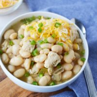 Easiest White Chicken Chili Recipe: For Game Day & Cold Nights