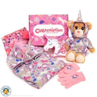 Cubscription, Build A Bear, Build A Bear Subscription Box
