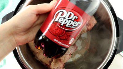 Dr. Pepper Recipe, Recipe Using Dr. Pepper Soda