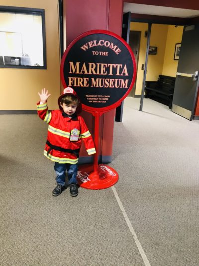 Marietta Fire Museum, Things To Do In Marietta, Free In Marietta, Marietta With Kids