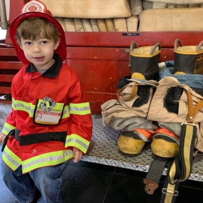 FREE Things To Do In Marietta GA: The Fire Museum