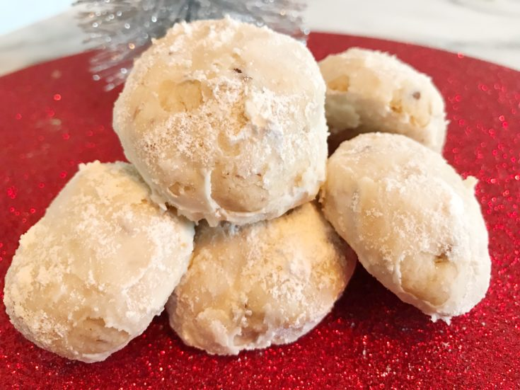 Easiest Mexican Christmas Cookies (Wedding) Recipe