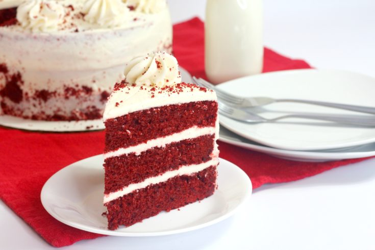 Layered Red Velvet Cake Recipe: A Decadent Southern Dessert