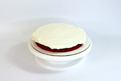Red Velvet, Layering A Cake, How To Layer A Cake