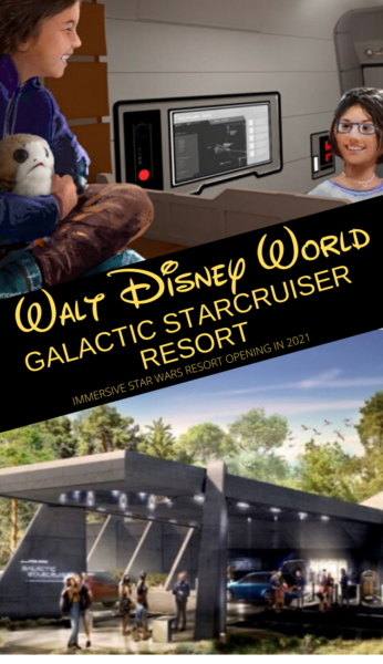 Opening in 2021, check out the NEW details of this all inclusive & fully immersive resort that's opening at Walt Disney World. Step into the world of Star Wars! Full details + Art renderings  #StarWars #DisneyWorld #DisneyWorldTips #WaltDisneyWorld #GalacticStarcruiserResort #DisneyPlanning #FamilyTravel #TravelGuide #TravelPhotography #DisneyWorldPlanningTips