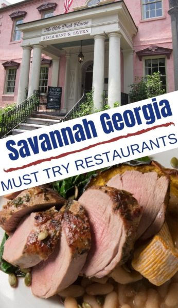 Voted as one of the best Southern cities to visit, these are the must-try Savannah Georgia food stops to put on your itinerary. #Savannah #SavannahGA #Georgia #Travel #SoloTravel #BudgetTravel #CoupleTravel #SouthernTravel