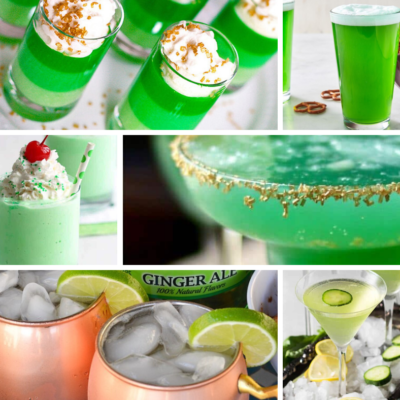 25 St. Patricks Day Cocktails That Might Make You Feel Lucky
