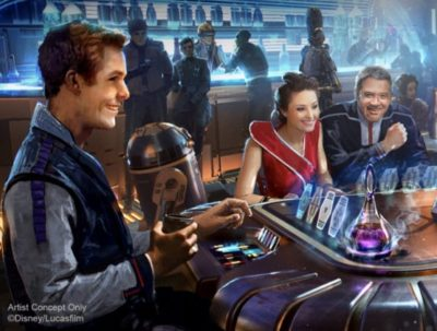 Galactic Starcruiser Resort, Disney World, Star Wars Hotel, Immersive Hotel Experience