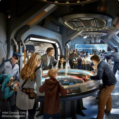 The Bridge, Star Wars Hotel, New Disney World Hotel, 2021 Disney World News
